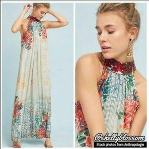 Anthropologie Marrilla Maxi Dress